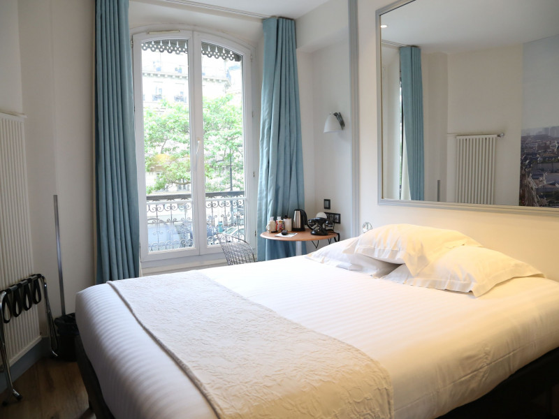 Hotel Buchung Hotels Frankreich Paris 17 Stella Etoile
