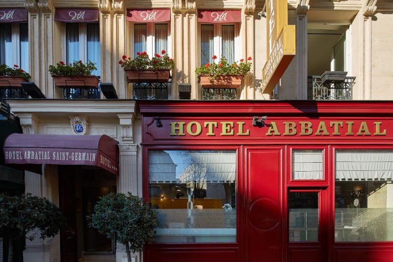 Hotel booking - Hotels France Paris 05 : ABBATIAL SAINT GERMAIN