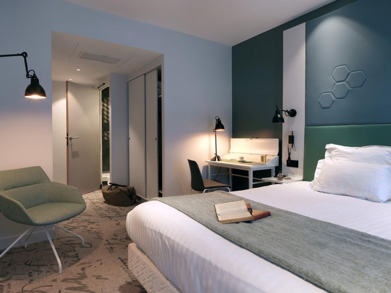 Hotel booking hotels france paris 05 vendome saint germain for Hotel saint germain