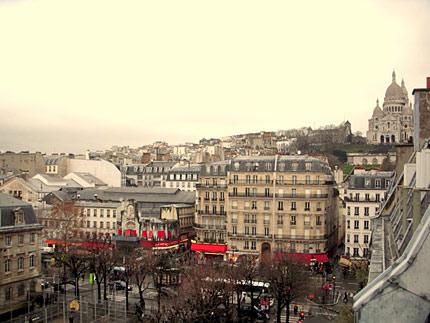 Hotel booking hotels france paris 09 square d anvers for Reservation hotels paris