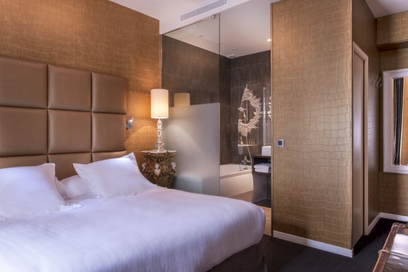 R servation d 39 h tel h tels france paris 16 villa for Reservation dhotel