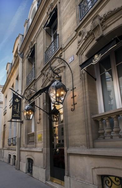 r servation d 39 h tel h tels france paris 16 villa glamour tour eiffel. Black Bedroom Furniture Sets. Home Design Ideas
