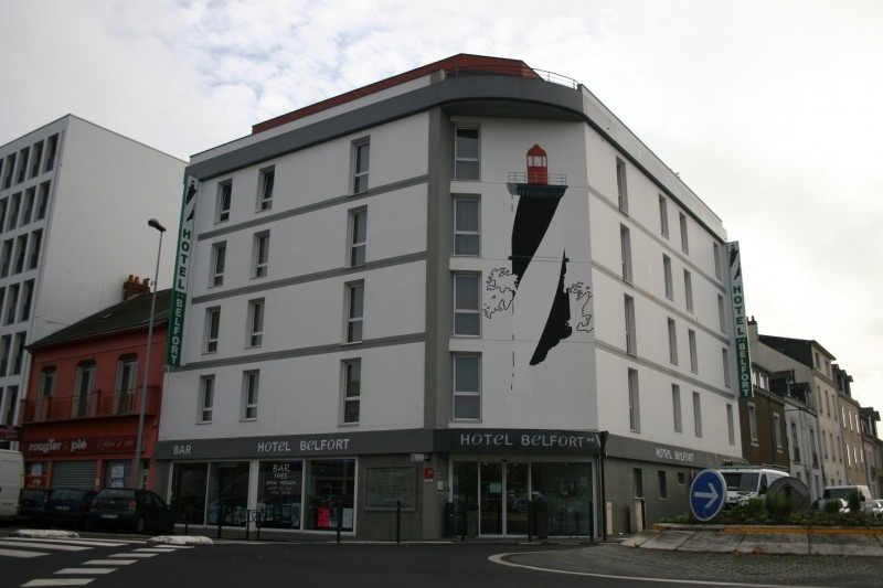Hotel Nantes Avec Parking Gratuit