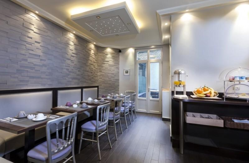 restaurant zoo de vincennes