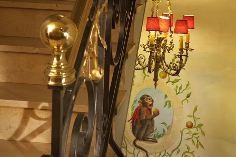 Hotel Kleber Champs Elysees Tour Eiffel Paris A74fr