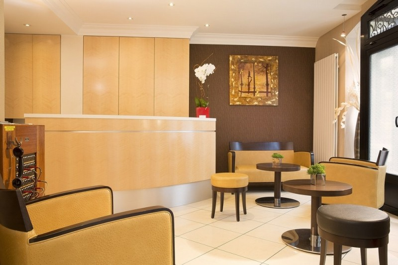 Hotel booking hotels france paris 15 hotel du home moderne - Hotel home moderne paris ...
