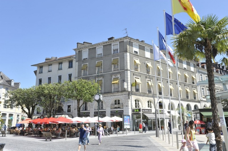 R servation d 39 h tel h tels france pau le bourbon for Reservation hotel gratuit france