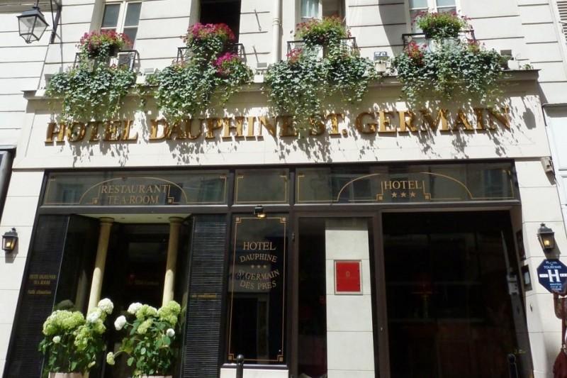 Hotel Buchung Hotels Frankreich Paris 06 Dauphine Saint Germain