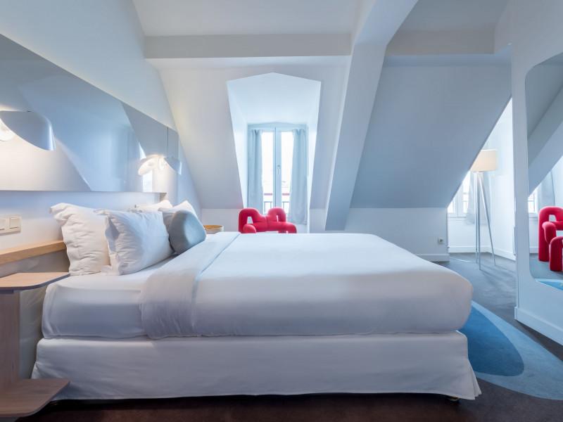 Hotel booking hotels france paris 10 le marcel for Hotel booking paris