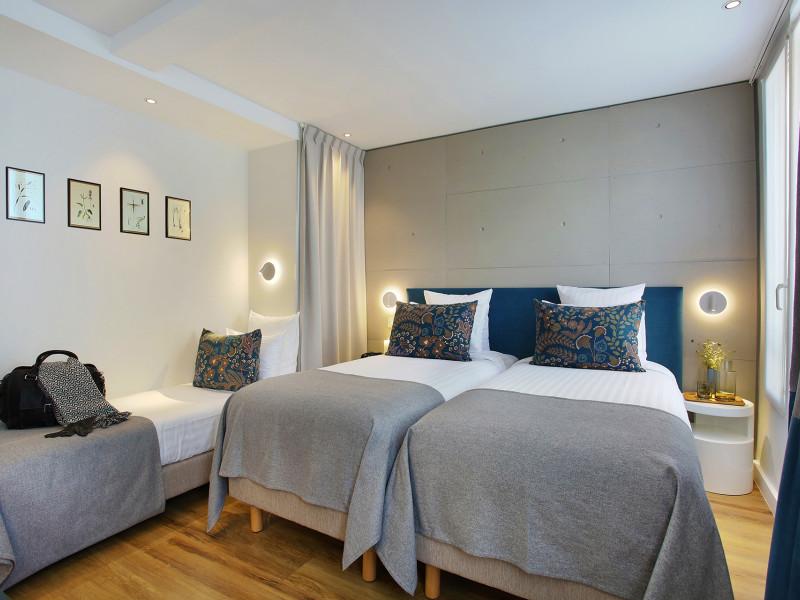 Reserva de hotel hoteles francia par s 09 basile for Hoteles diseno paris