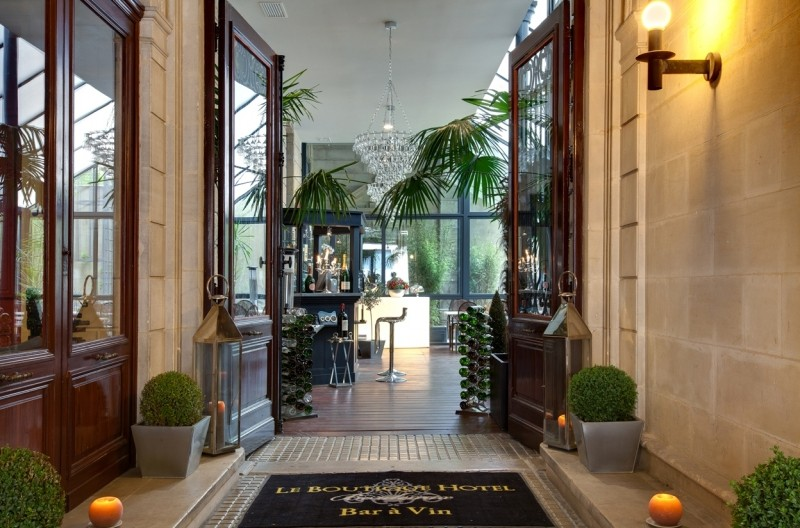 Hotel Booking Hotels France Bordeaux Le Boutique Hotel