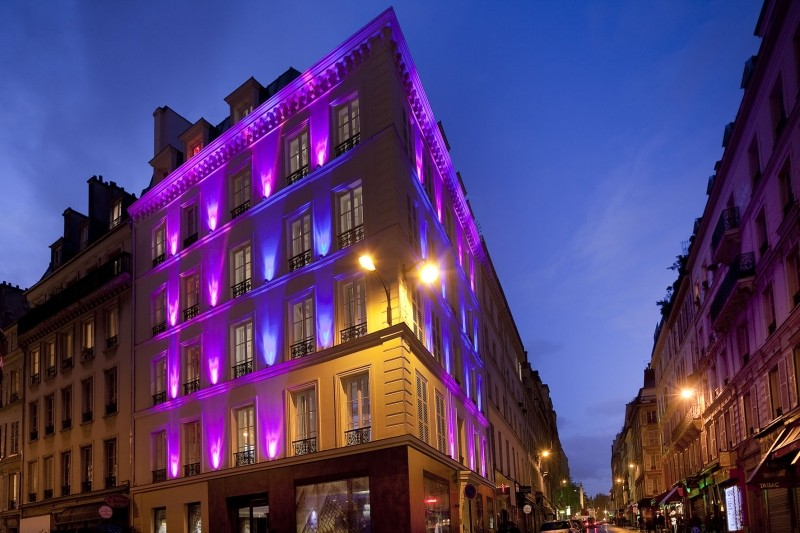 Hotel Design Secret De Paris Paris Frankreich