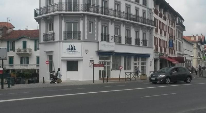 R servation d 39 h tel h tels france saint jean de luz for Reservation hotel a paris gratuit