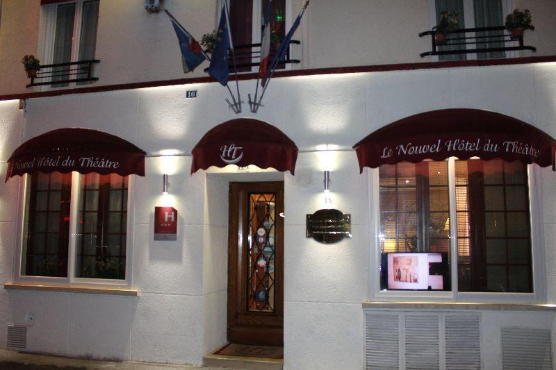 R servation d 39 h tel h tels france paris 14 le nouvel hotel du theatre - Le nouvel hotel paris ...
