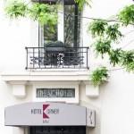 Hotel KORNER EIFFEL 2