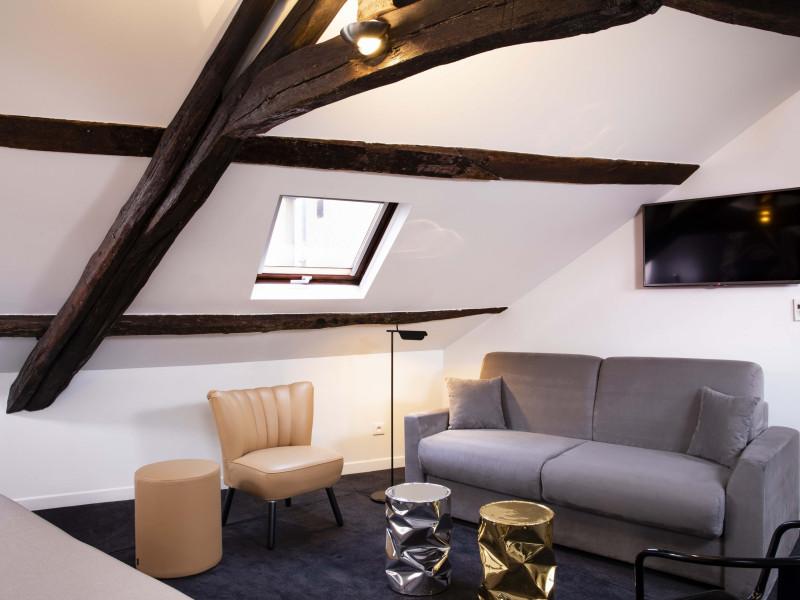Hotel booking hotels france paris 14 montparnasse for Hotel design 75014