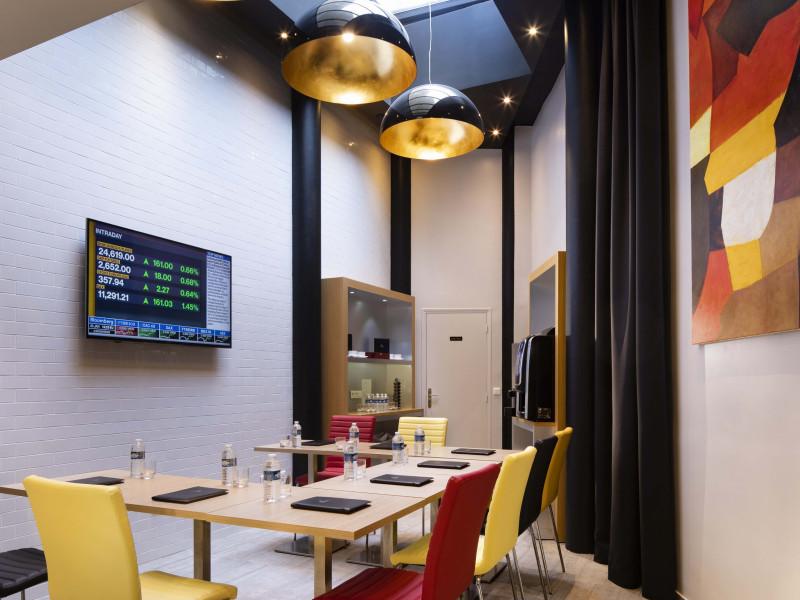 R servation d 39 h tel h tels france paris 14 for Hotel design montparnasse