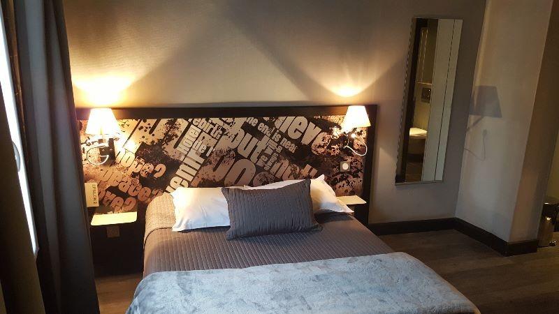 Hotel Cafe De L Avenir Paris