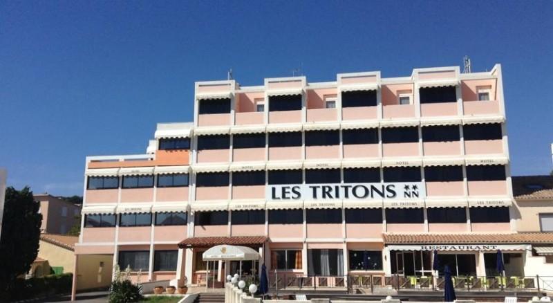 R servation d 39 h tel h tels france sete les tritons for Reservation hotel france